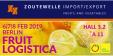 Handtekening Banner Fruitlogistica 2019